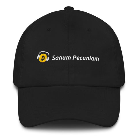 Sanum Pecuniam (Sound Money ) - Dad Hat