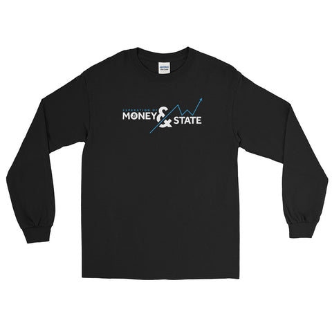 Money & State - Long Sleeve T-Shirt