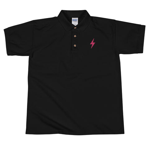 WBD Lightning - Embroidered Polo Shirt