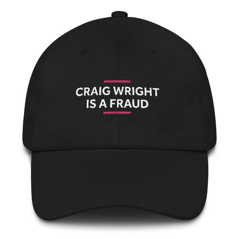 Fraud - Dad Hat