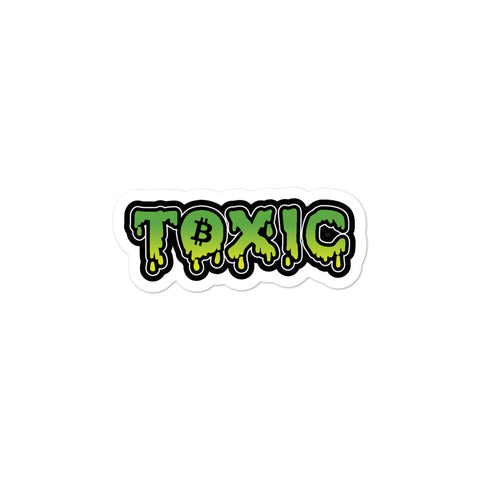 Toxic - Stickers