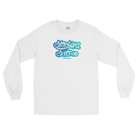 Stacking Sats - Ultra Cotton Long Sleeve T-Shirt