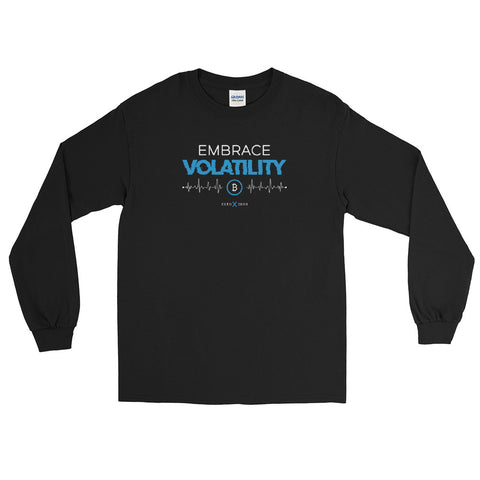 Embrace Volatility - Long Sleeve T-Shirt