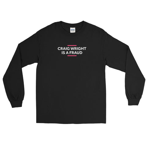 Fraud - Long Sleeve T-Shirt