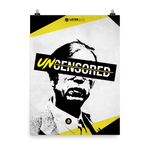 "Uncensored - Poster 18"" x 24"""
