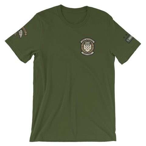 UASF Military - Short-Sleeve Unisex T-Shirt
