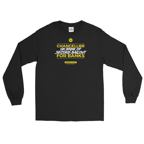 Genesis Block - Long Sleeve T-Shirt