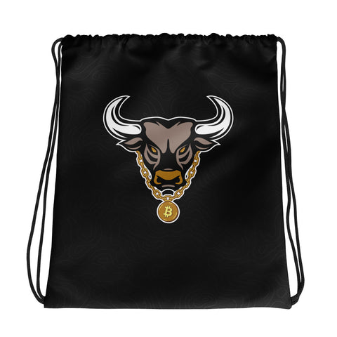 PERMABULL - Drawstring Bag