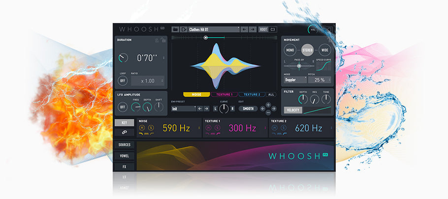 Add Xtra Sauce To Your Mix/Productions With Whoosh! | 2Probeats