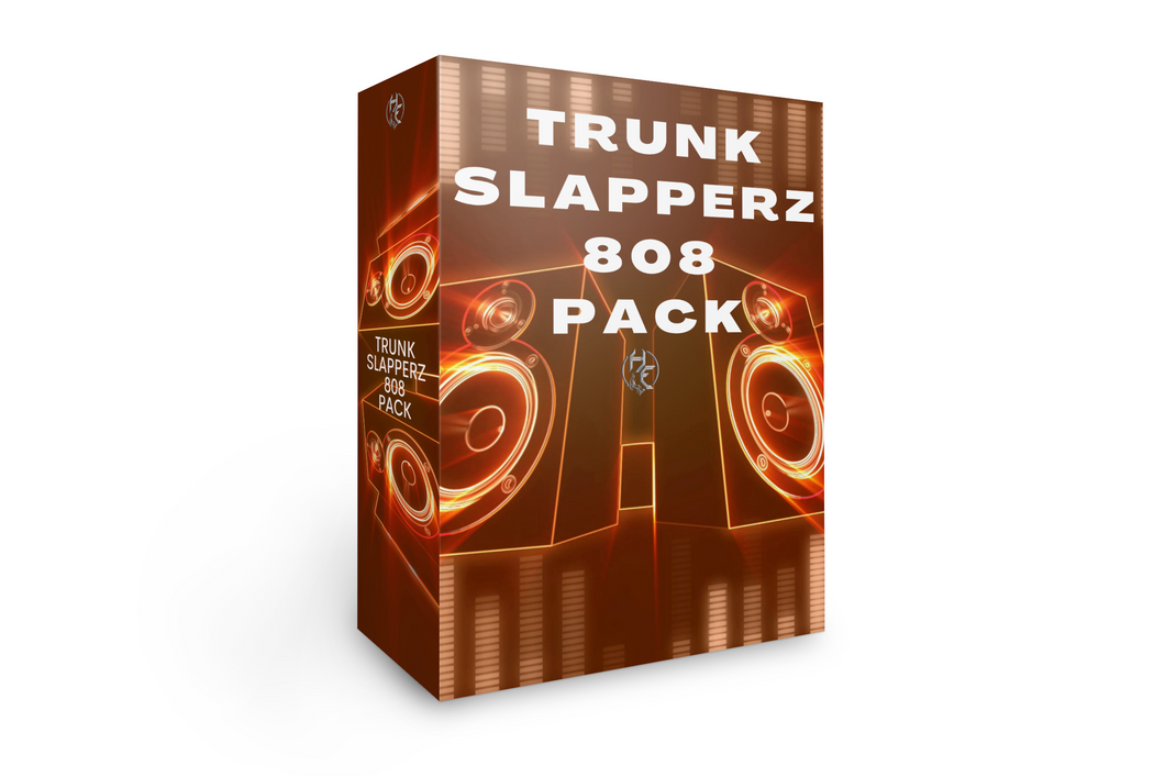 Trunk Slapperz 808 Pack