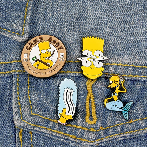 pins toshi