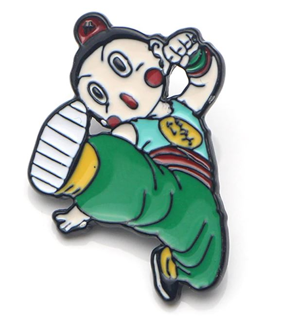 Pins Dragon Ball 'Chiaotzu'