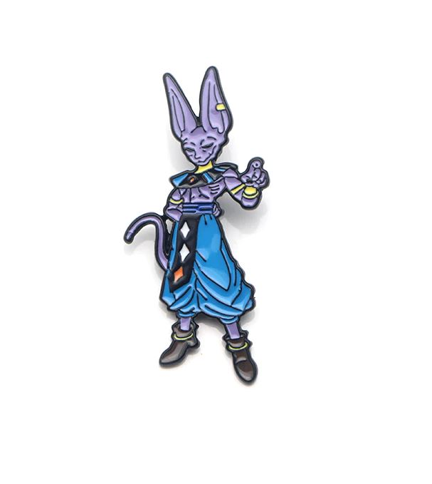 Pins Dragon Ball Super 'Beerus'