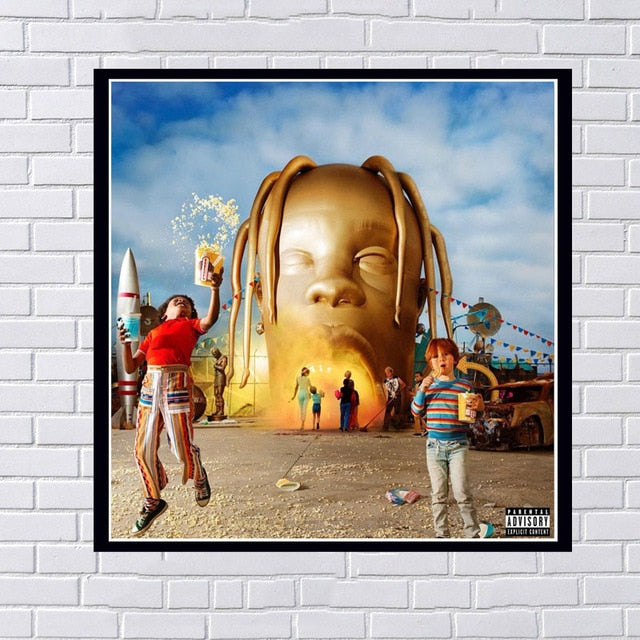 poster astroworld