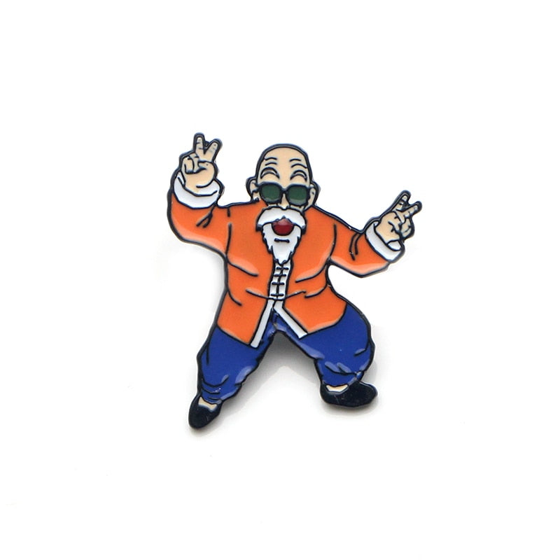 Pins Dragon Ball 'Tortue Géniale'