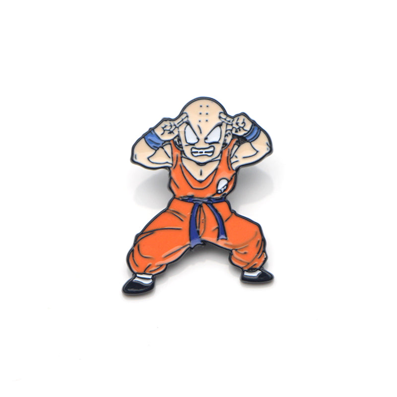 Pins Dragon Ball 'Krillin'