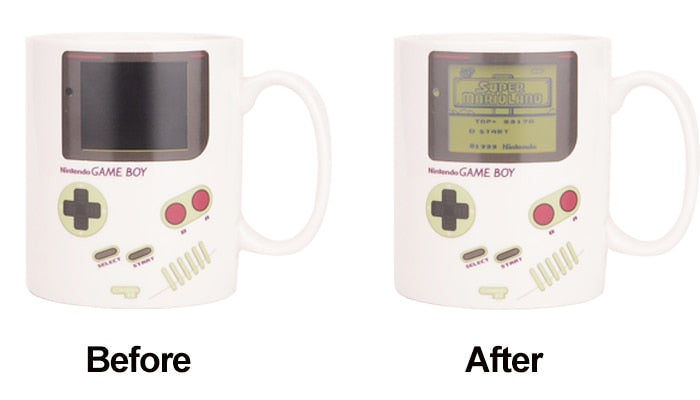tasse game boy