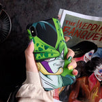coque iphone cell dragon ball