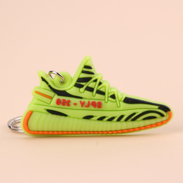 porte clé yeezy boost 350 frozen yellow