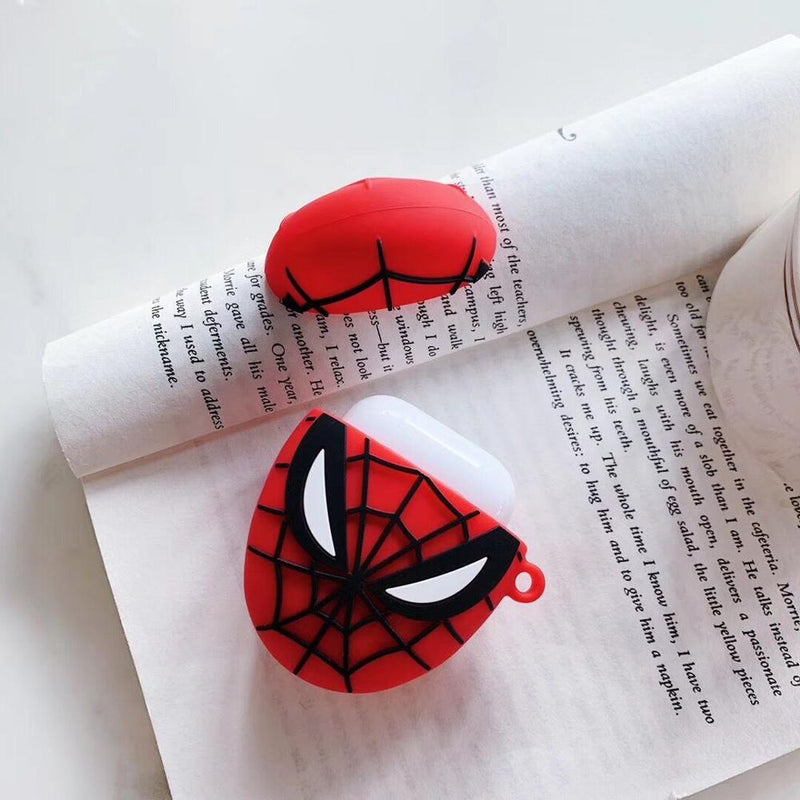 airpod case spiderman