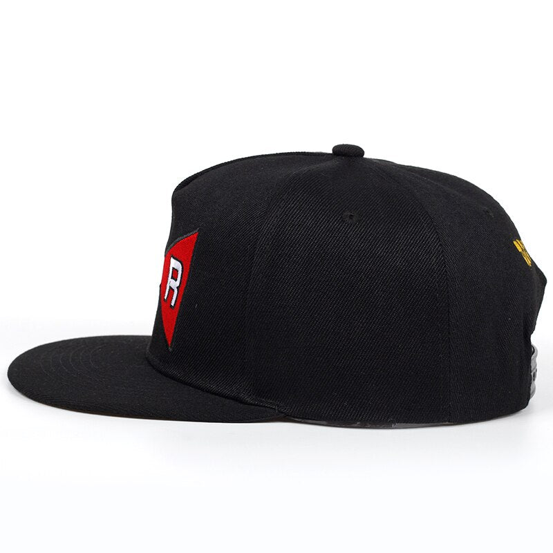 Casquette snapback Ruban Rouge