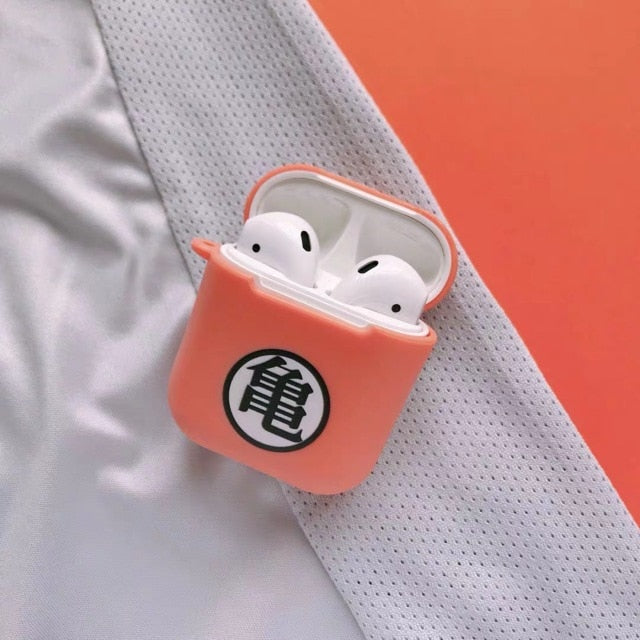 coque airpods logo dragon ball kame