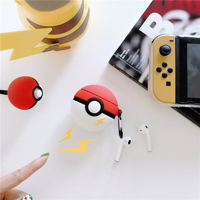 Coque airpods pokemon