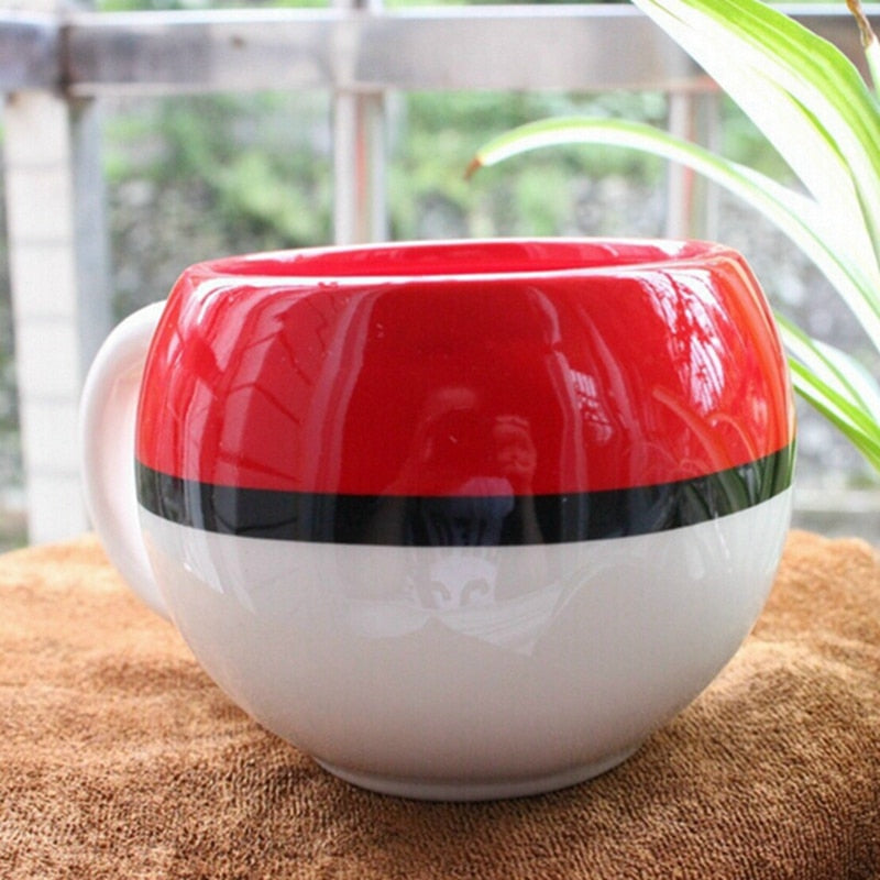 tasse pokeball
