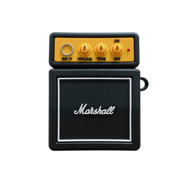 Coque Airpods Marshall