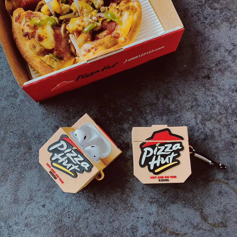 Coque Airpods Pizza