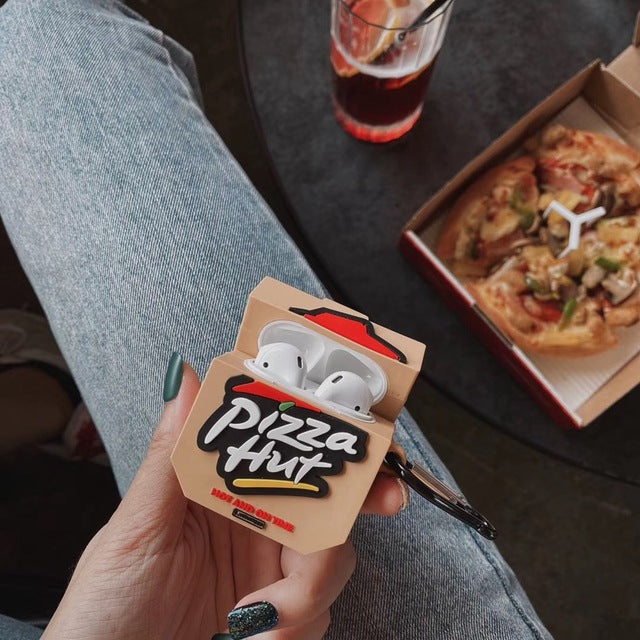 Coque Airpods Pizza Hut