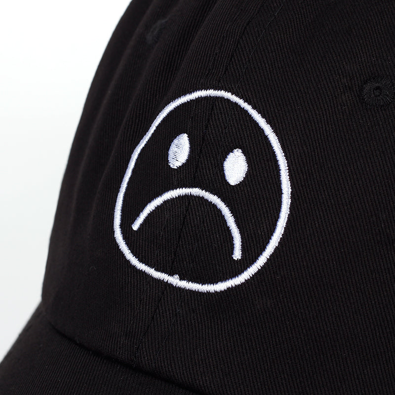 logo smiley casquette
