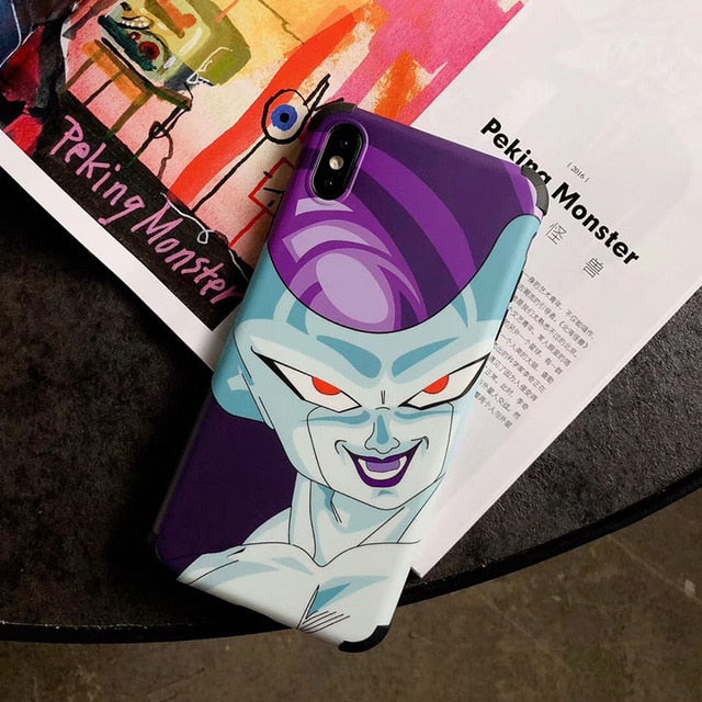 coque iphone freezer dragon ball