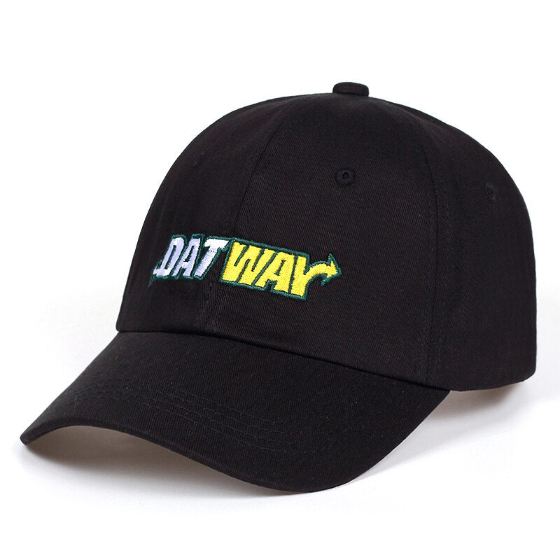 casquette subway dat way