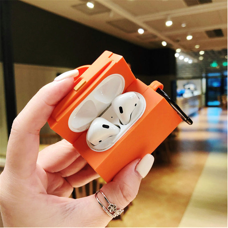 Coque airpods sac à main