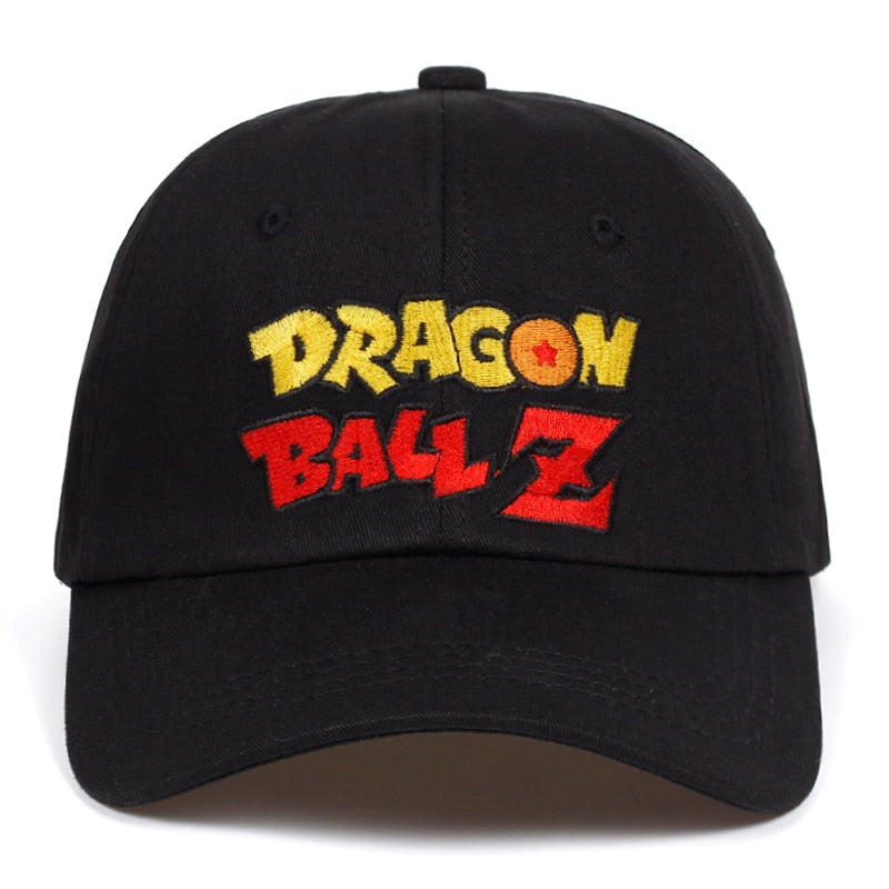 casquette dragon ball z logo