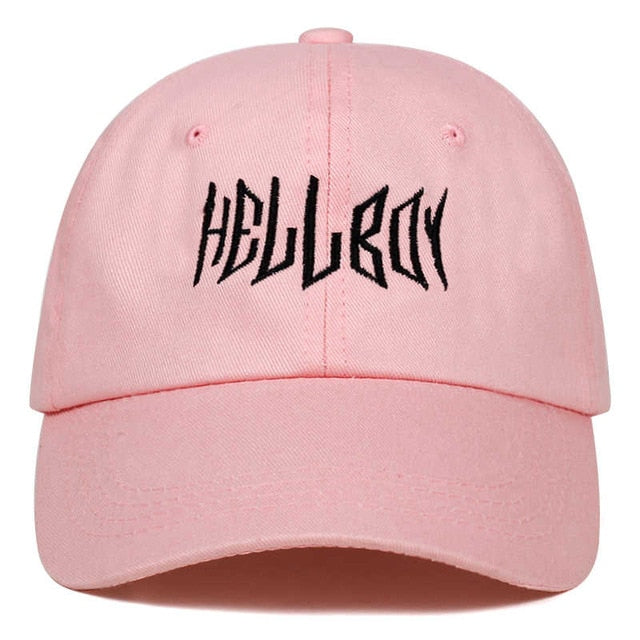 casquette hellboy lil peep