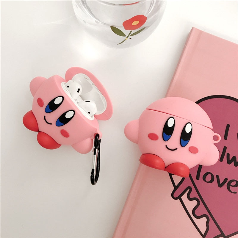 coque airpods kirby