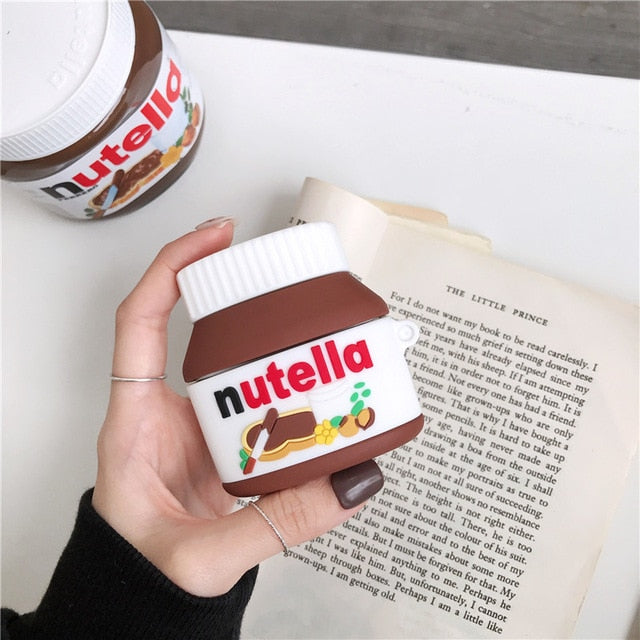 Coque airpods Nutella