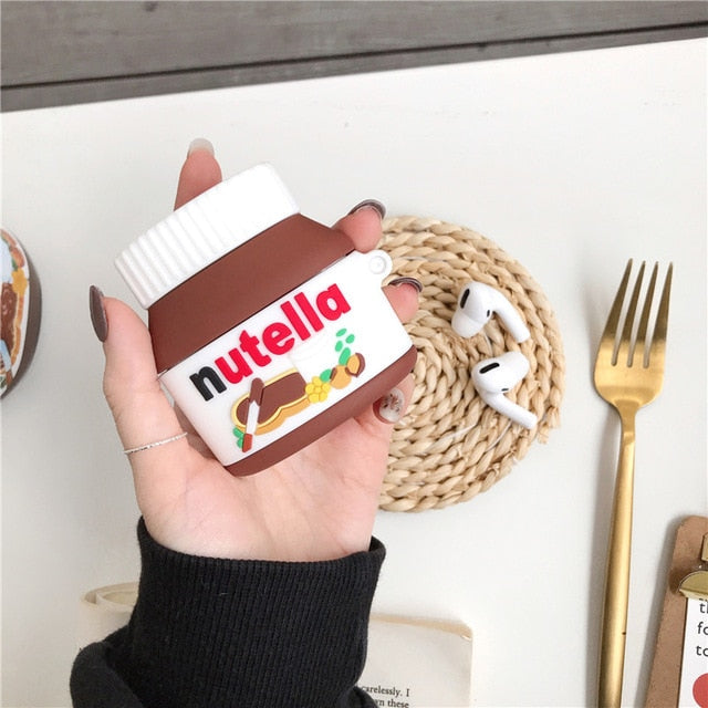 Airpods Nutella
