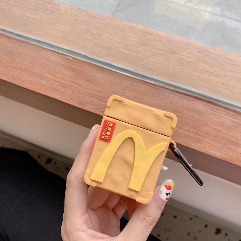 coque airpods mcdo marrion