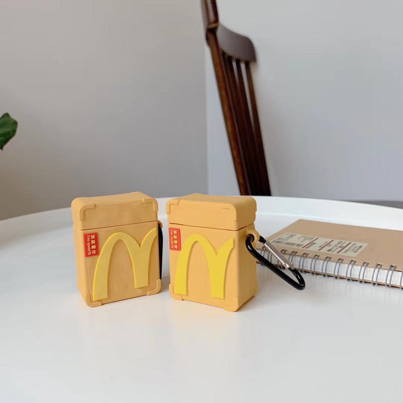 coque airpods sac mc donalds