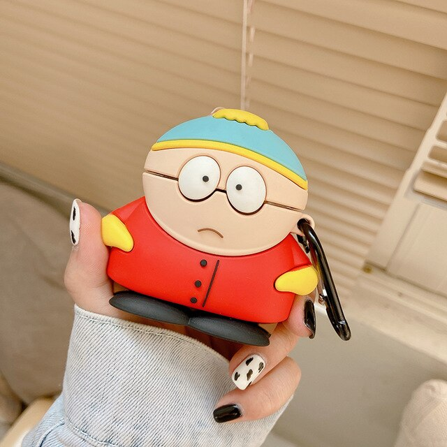 coque airpods cartman south park