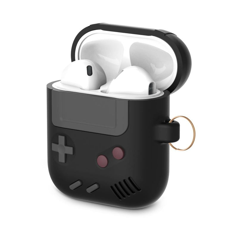 coque airpods gameboy classic noir