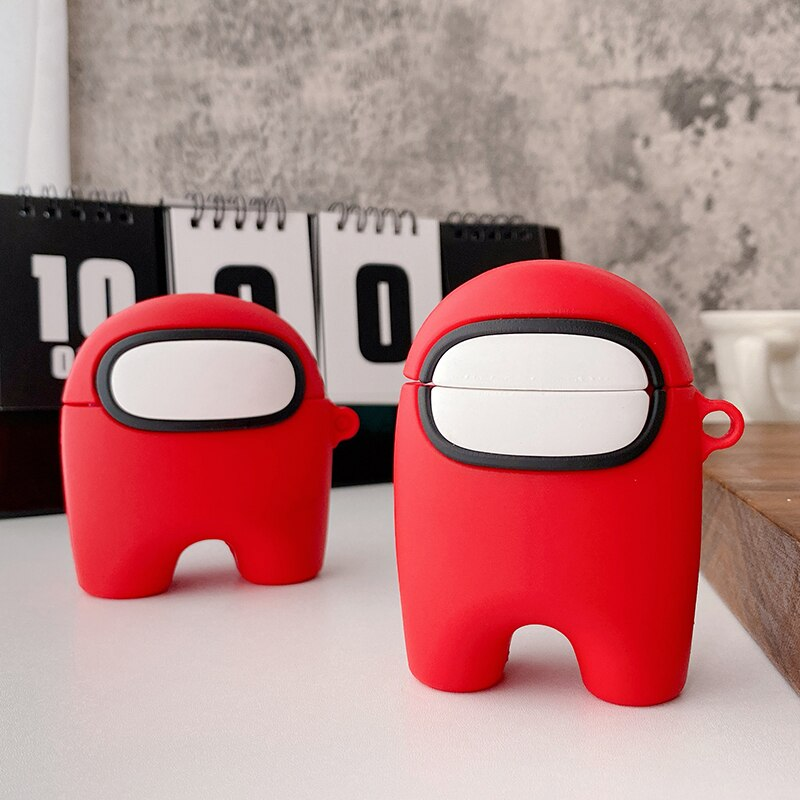 Coque airpods among us
