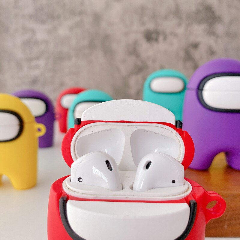 etui airpods among us