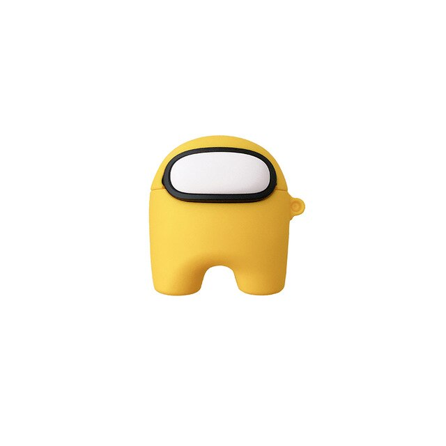 coque airpods pro among us jaune