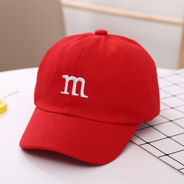 casquette mms rouge