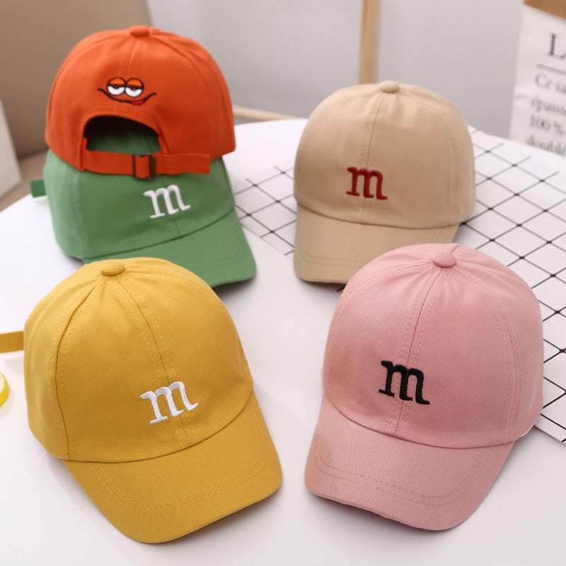 casquette m and m's