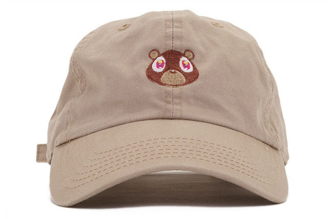 casquette ours kanye west